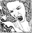 Evan Rachel Wood by yfrimer